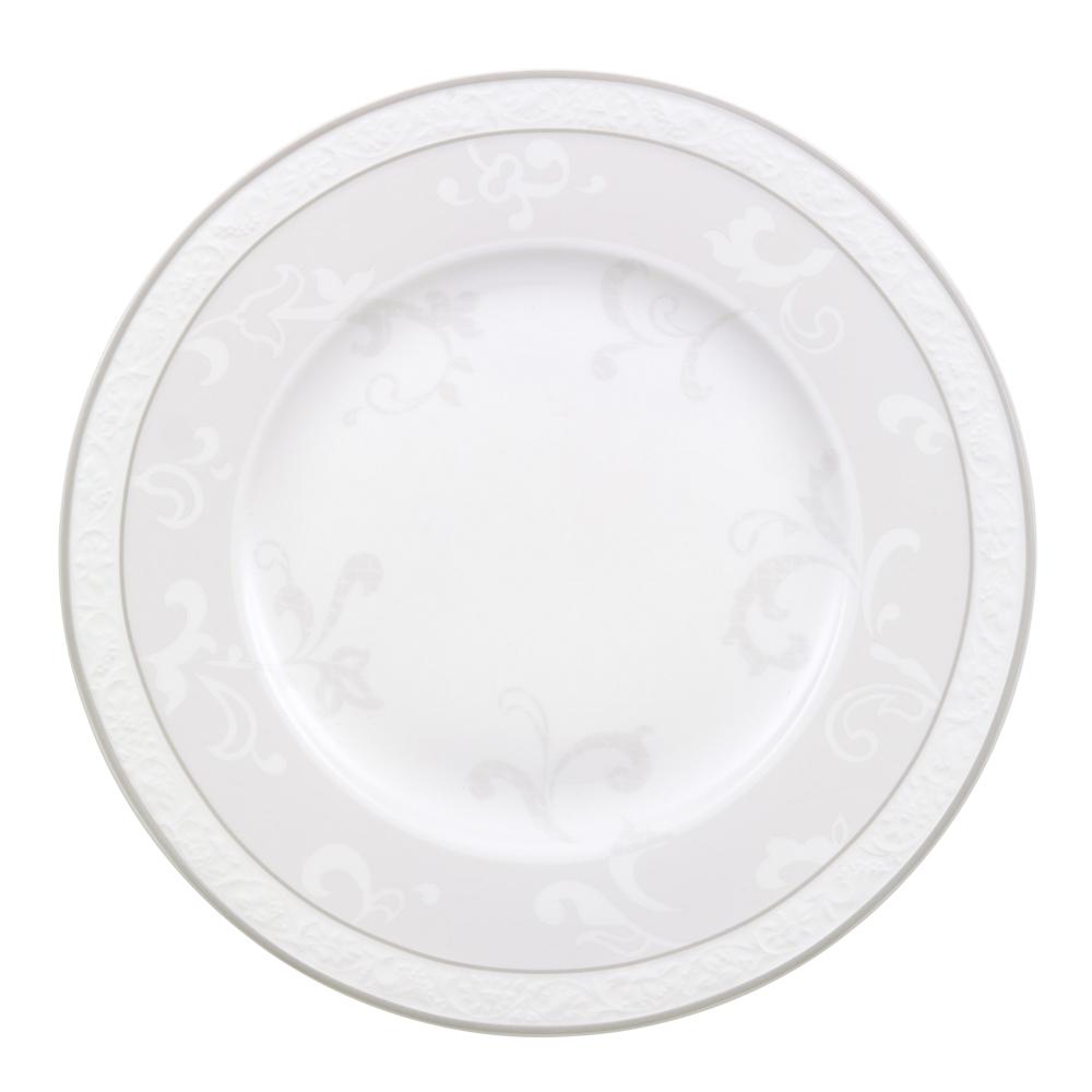 Gray Pearl Tallrik flat 22 cm
