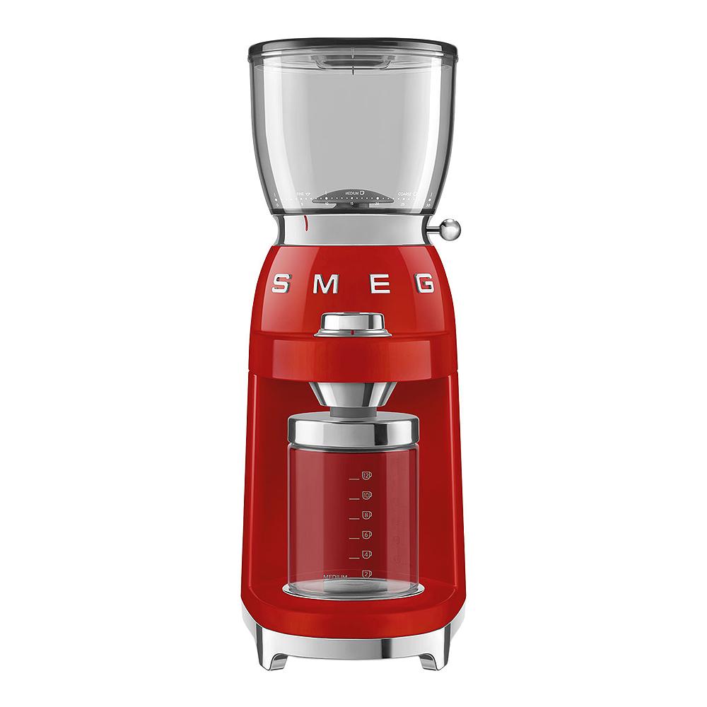 Retro Kaffekvarn Röd
