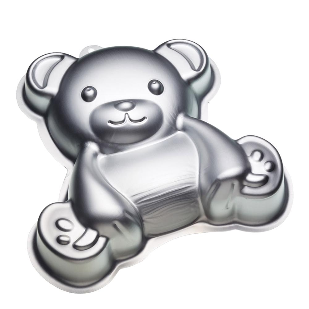 Bakform Teddybjörn 27x26x55 cm