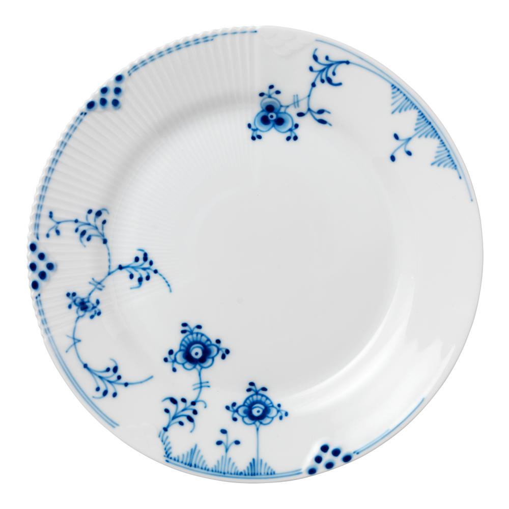 Blue Elements Tallrik flat 22 cm 3031dec6f1cf9