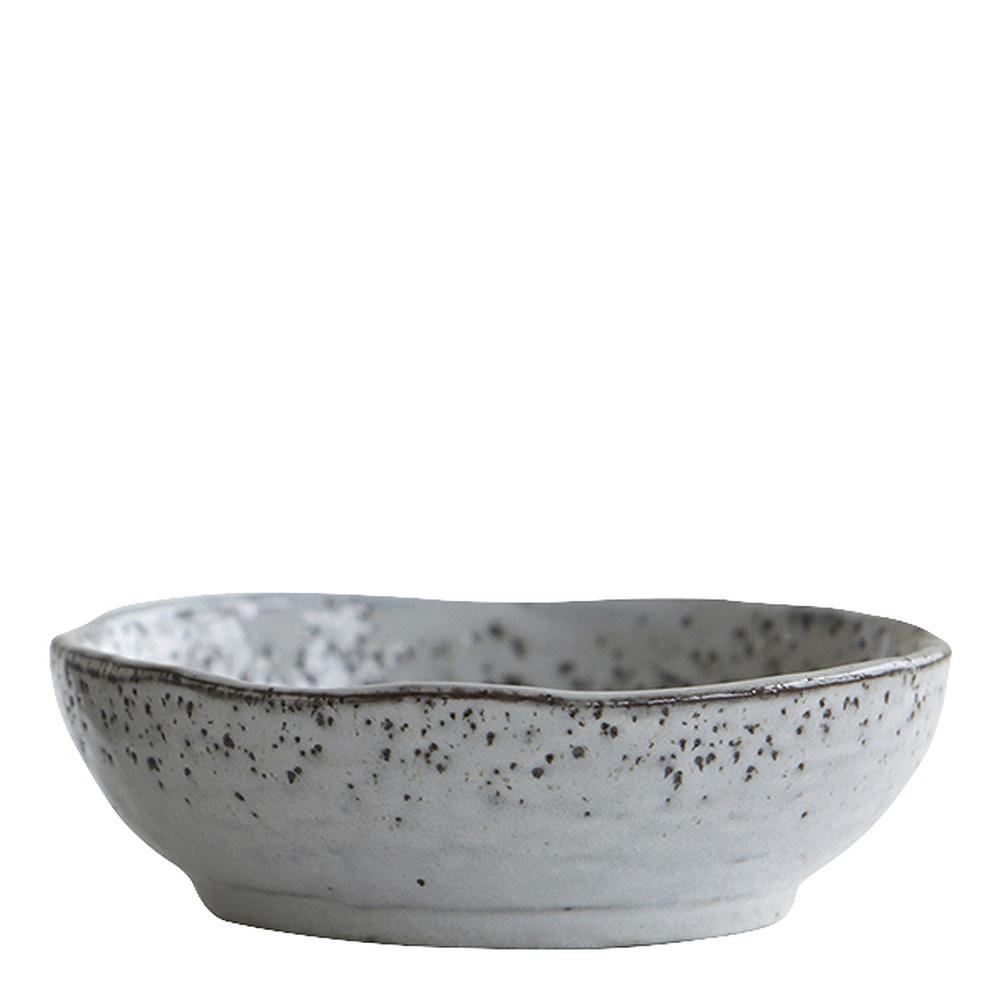 Rustic Skål Grå/Blå 115 cm