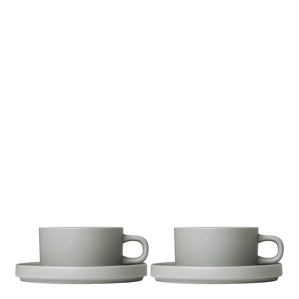 Mio Temugg med fat 2-pack Mirage Grey
