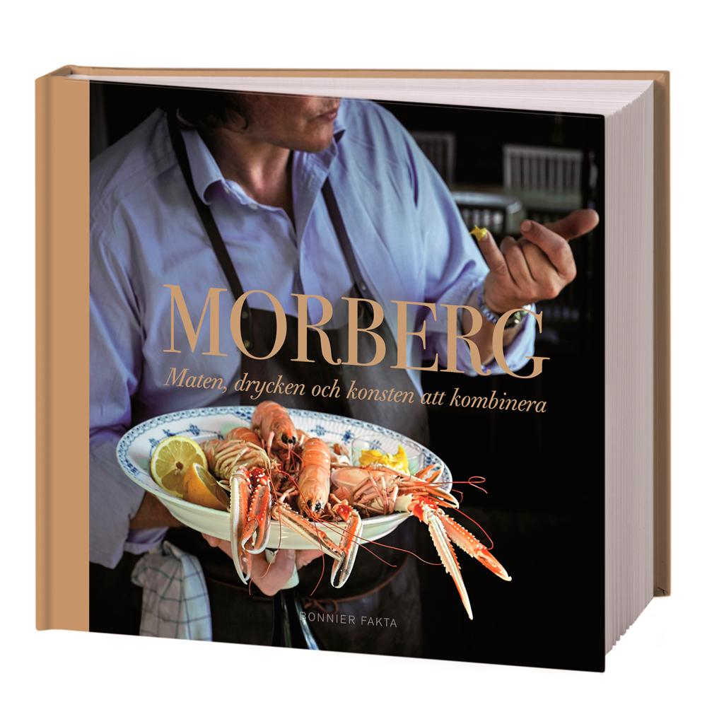 Morberg Bok Maten drycken och konsten att kombinera