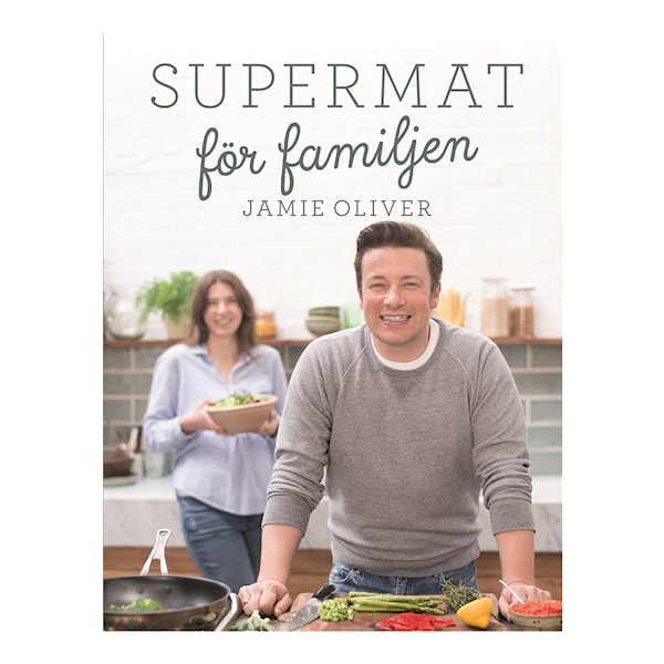 Jamie Oliver Supermat för familjen