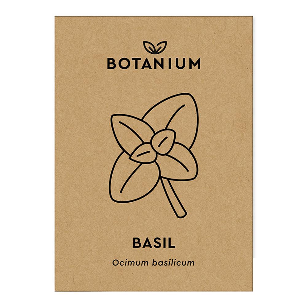 Botanium Fröer till Basilika