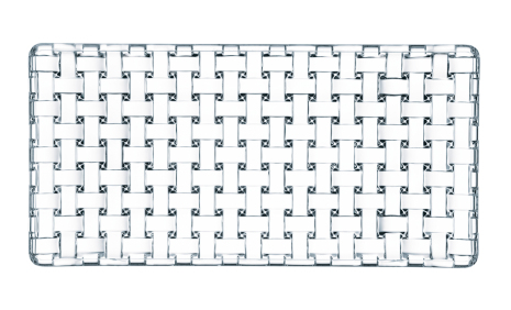 Bossa Nova Tallrik rektangulär 28×14 cm