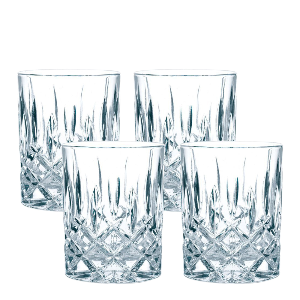 Noblesse Whiskyglas 4-pack