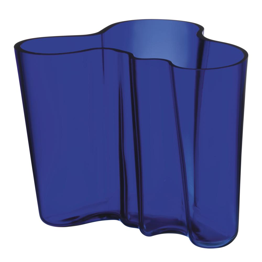 Aalto Aalto Collection Vas 16 cm Koboltblå
