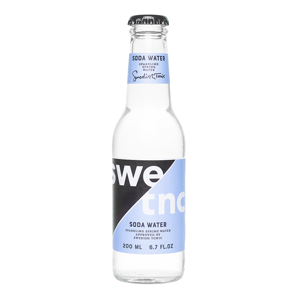 Soda Water 200 ml