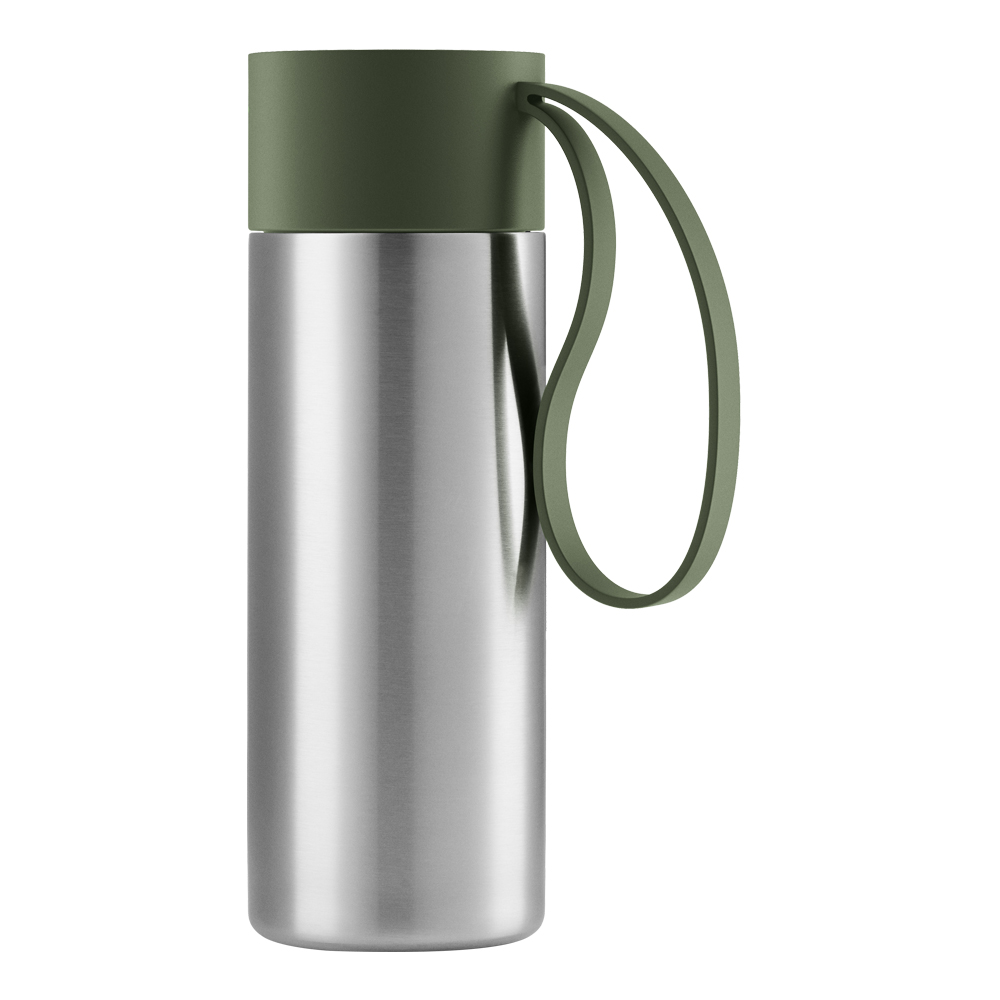 Mugg To Go 35 cl Forest green