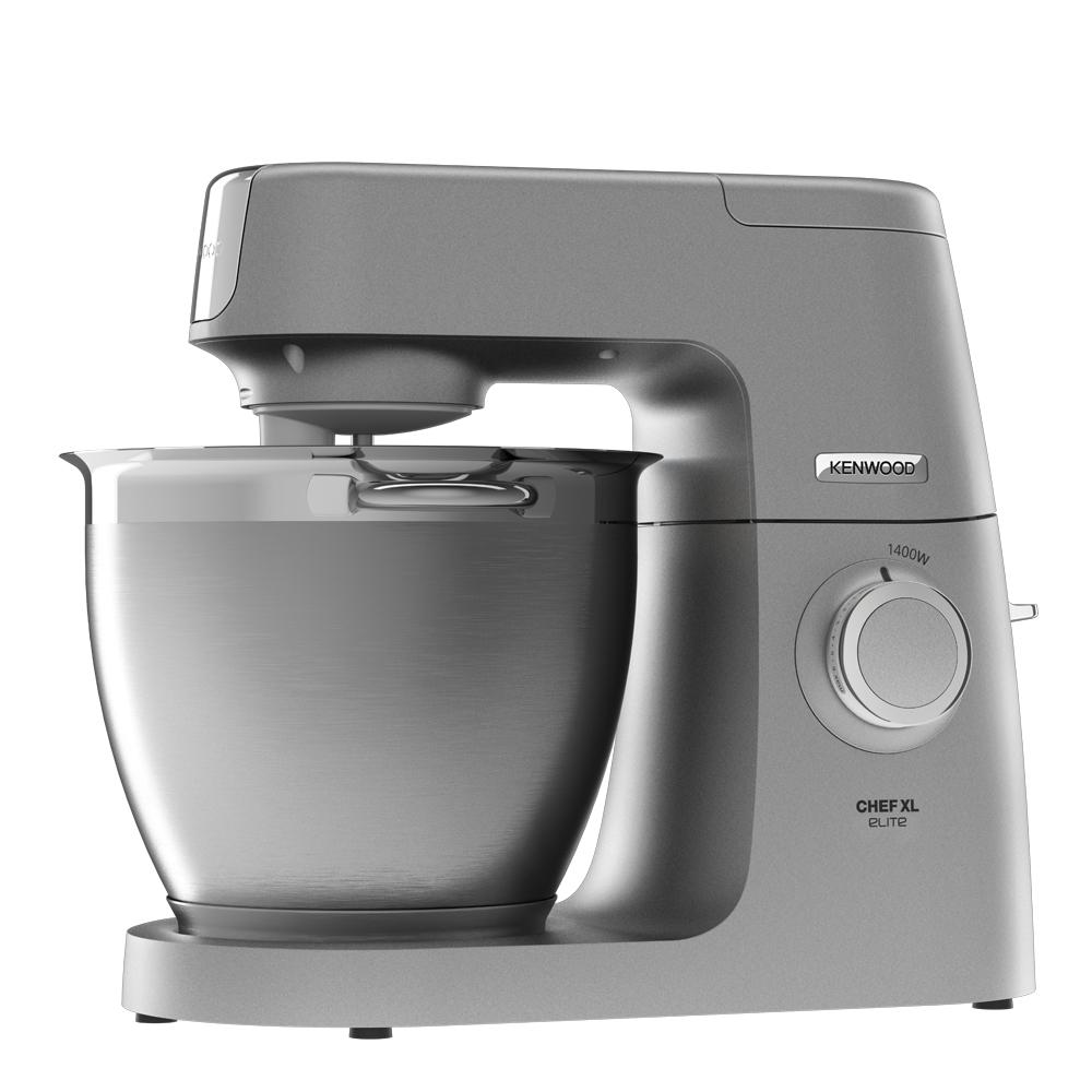 Chef Elite XL Köksmaskin 6,7 L 1400 W Silver