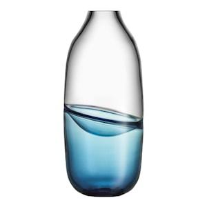 Septum Vas 40 cm Stålblå LTD 300