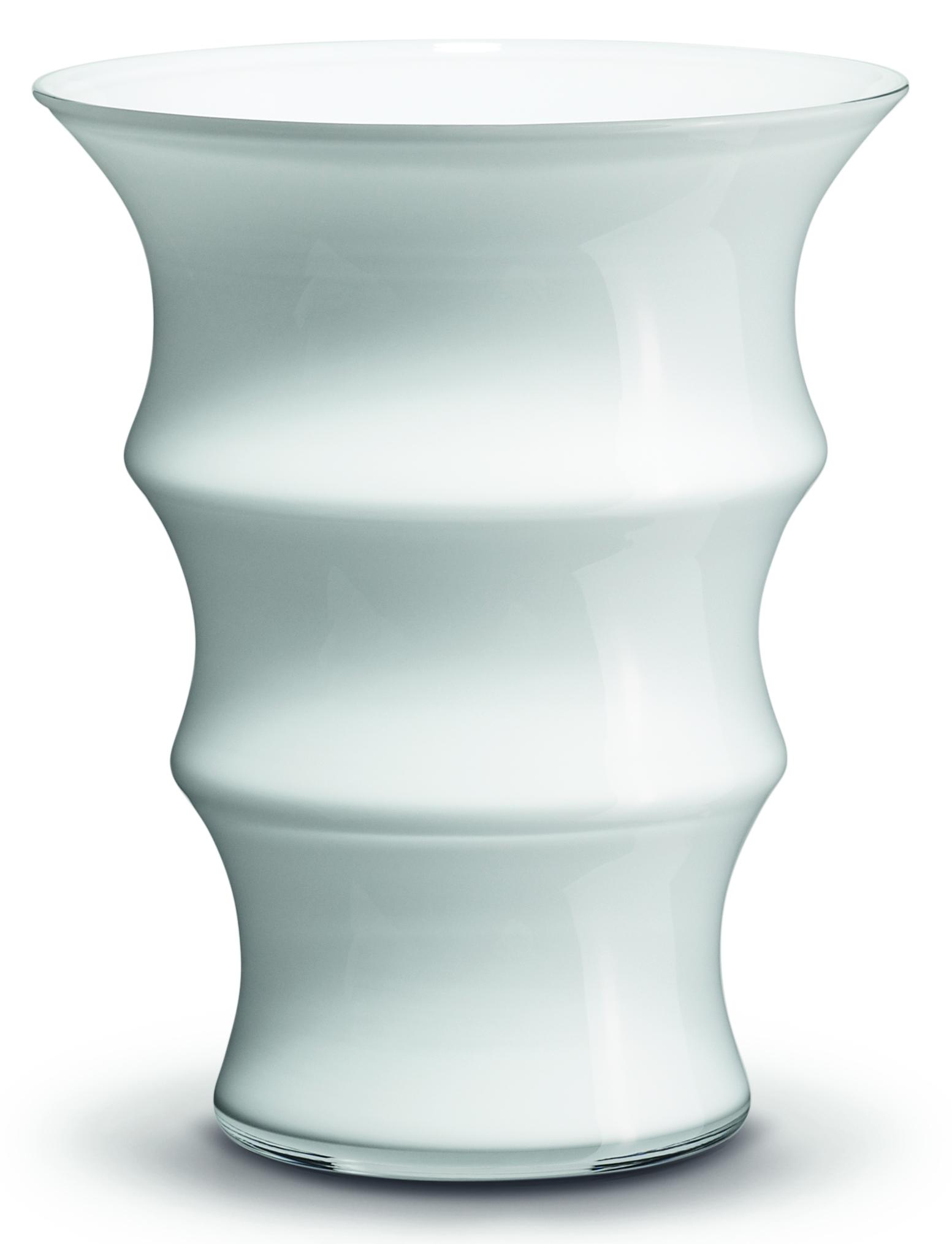 Karen Blixen Vas 17 cm Vit