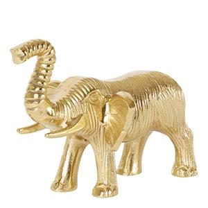 Elefant i mässing