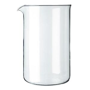 Extraglas till pressobryggare 12 koppar