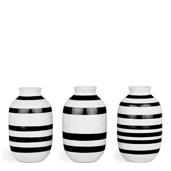 Omaggio Vas miniatyr 3-pack