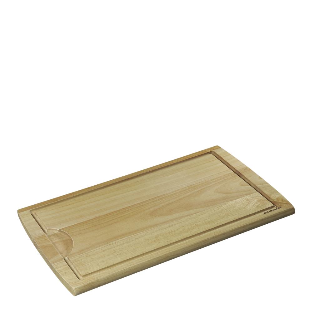 Trancherbräda 49x30 cm Rubberwood