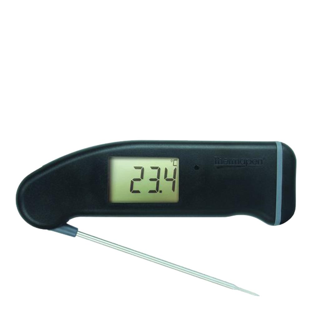 Thermapen 4 Termometer Svart