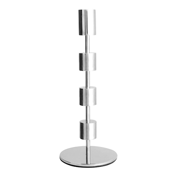 Cylinders Ljusstake Stor