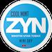 ZYN Mini Dry Cool Mint All White