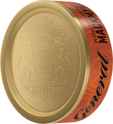 General Mackmyra Loose Snus