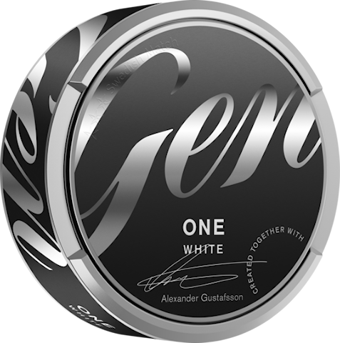 General One White Portion Sida