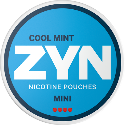 ZYN Cool Mint Mini Dry Extra Strong