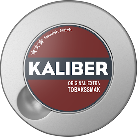 Kaliber Extra Tobacco Taste Original Portion