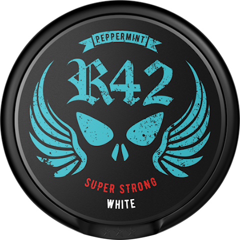 R42 Peppermint White Portion Super Strong