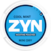 ZYN Mini Dry Cool Mint All White Extra Strong