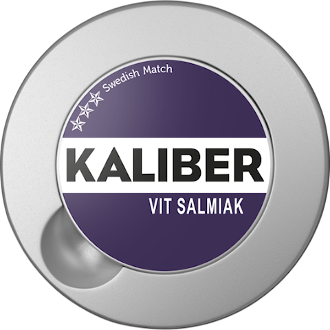 Kaliber Salmiak White Portion