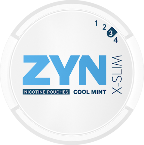 ZYN X-Slim Cool Mint