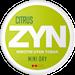 ZYN Mini Dry Citrus All White