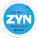 ZYN Mini Dry Cool Mint All White