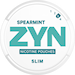 ZYN Spearmint Slim Strong