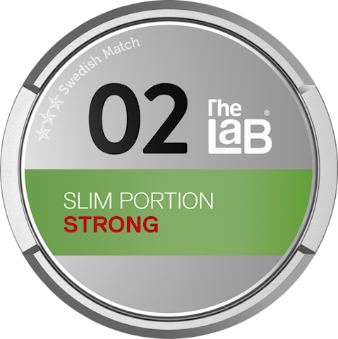 The Lab 02 Slim Portion Strong