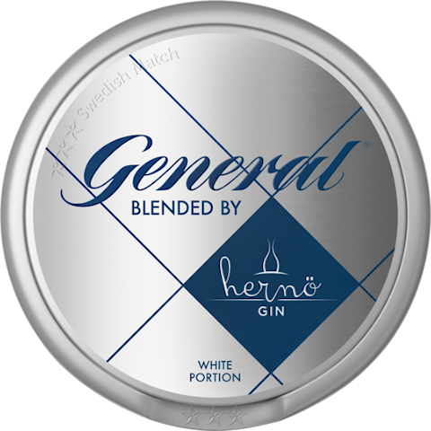 General Blended by Hernö Gin