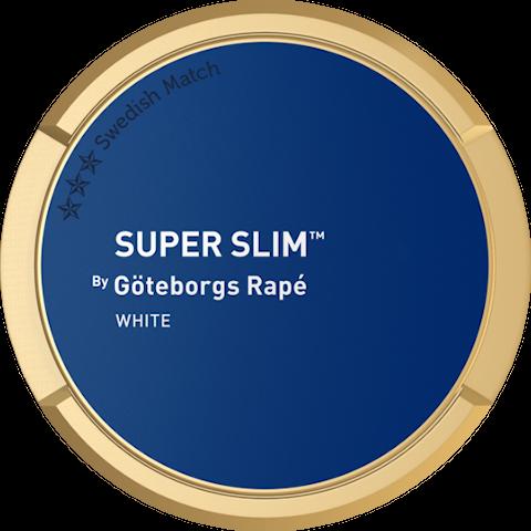 Göteborgs Rapé Super Slim