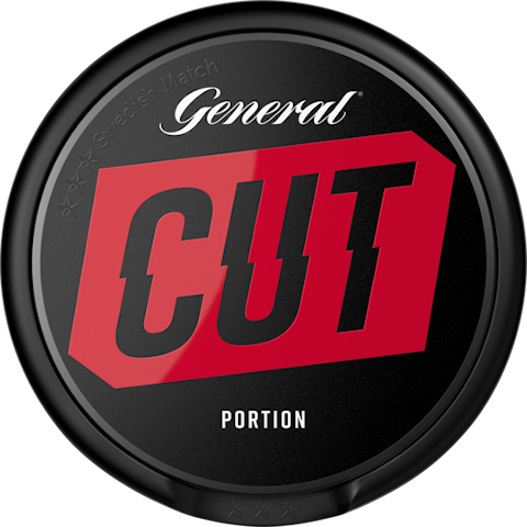 General CUT Portion Extra Strong