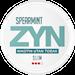 ZYN Slim Spearmint All White Strong
