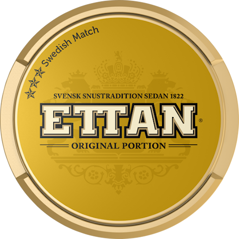 Ettan Original Portion - Senaste produktionen