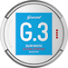 G.3 Blue Mint Slim White Portion Extra Strong