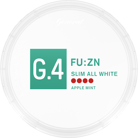 G.4 FU:ZN Slim All White