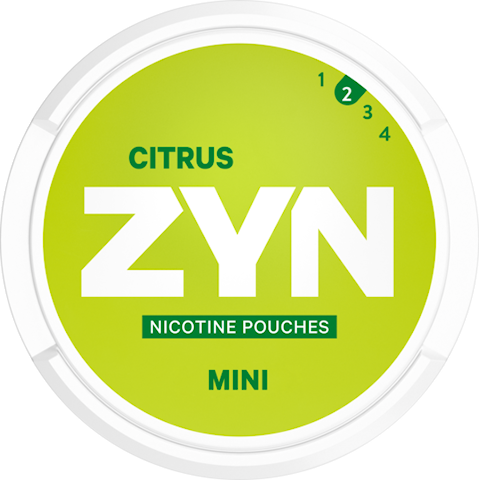 ZYN Mini Citrus