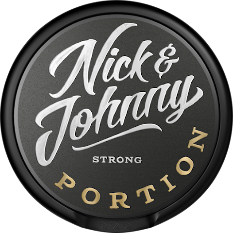 Nick & Johnny Portion Strong