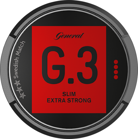 G.3 Slim Portion Extra Strong