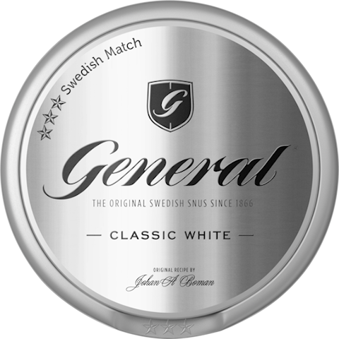 General White Portion - Senaste produktionen