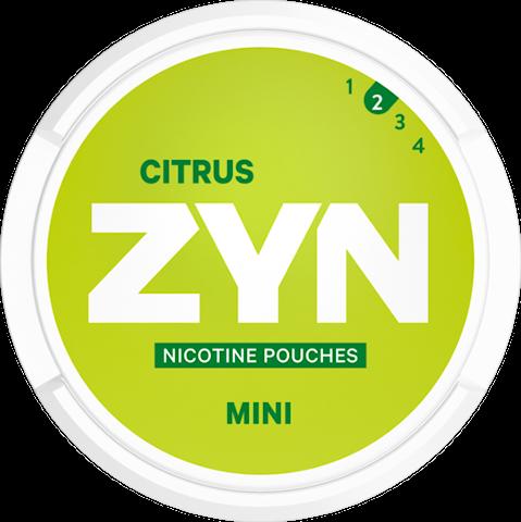 ZYN Mini Citrus