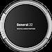 General 22 White Portion