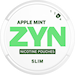 ZYN Slim Apple Mint Strong 5-pack